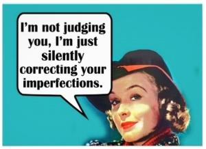 judging copy